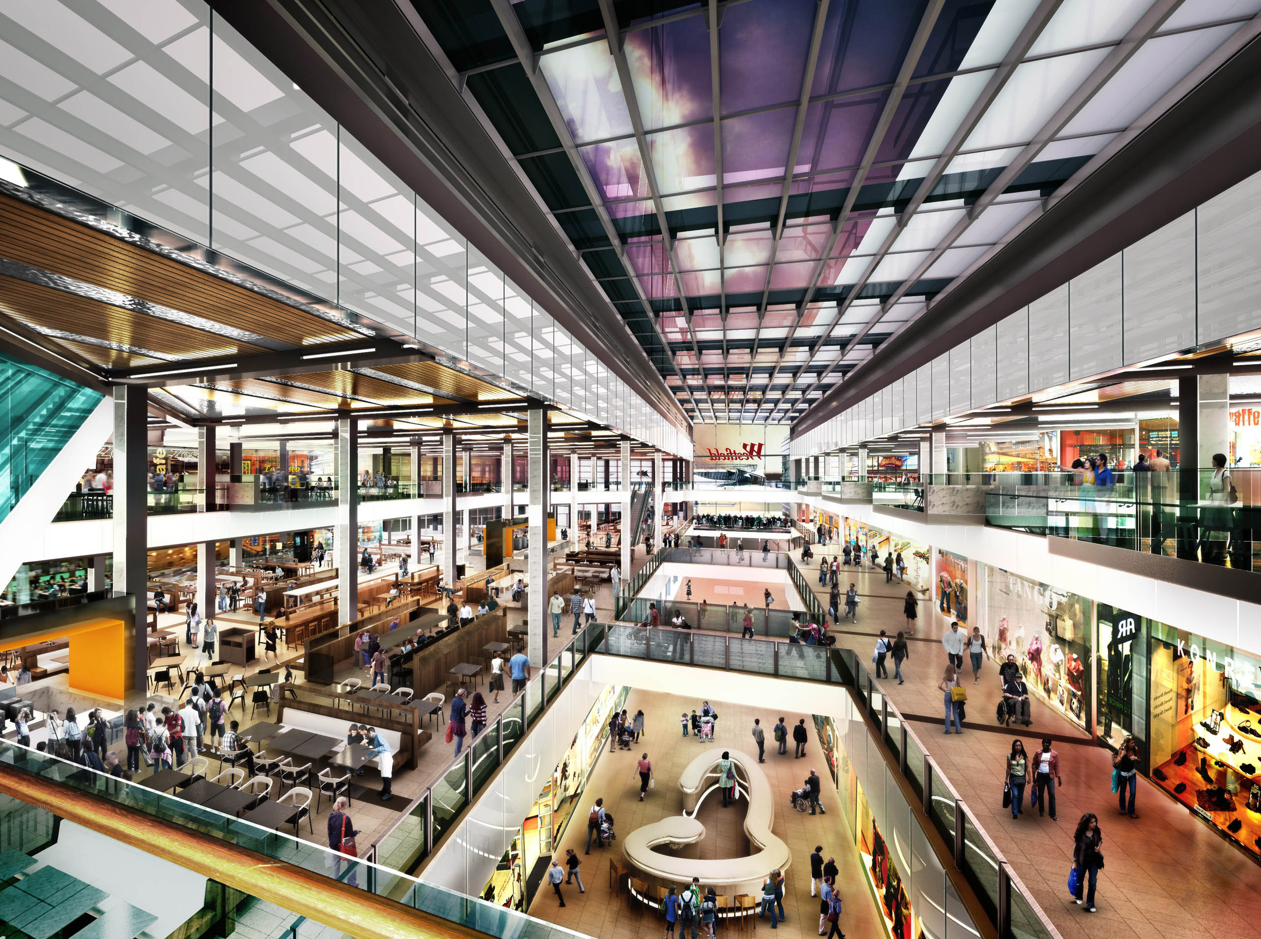 Westfield Stratford City: The New Shopping Frontier ...